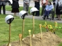 Pavilion Ground Breaking 2012