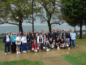 Group picture of Parcs Passion and Euclid Beach Park Now members